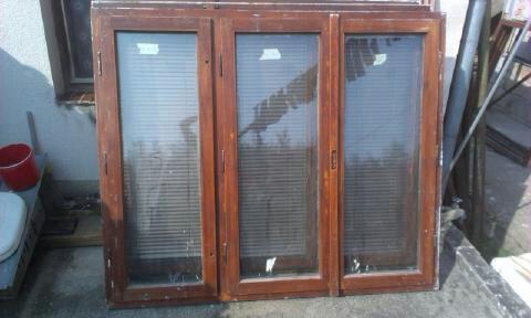 Bazar dřevěná okna